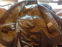 """Lovely ITALIAN JACKET..Australian wool..Checkout Labels in pics..Too small for me..42""""-44"""""""