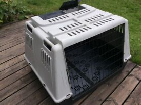 Dog Crate - travel kennel
