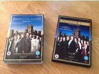 Downtown Abbey Series One AND Series Three