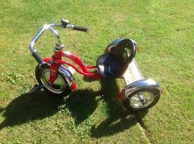 Child's Schwinn American Style Retro Tricycle