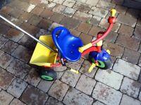 Kettler toddler trike. Used