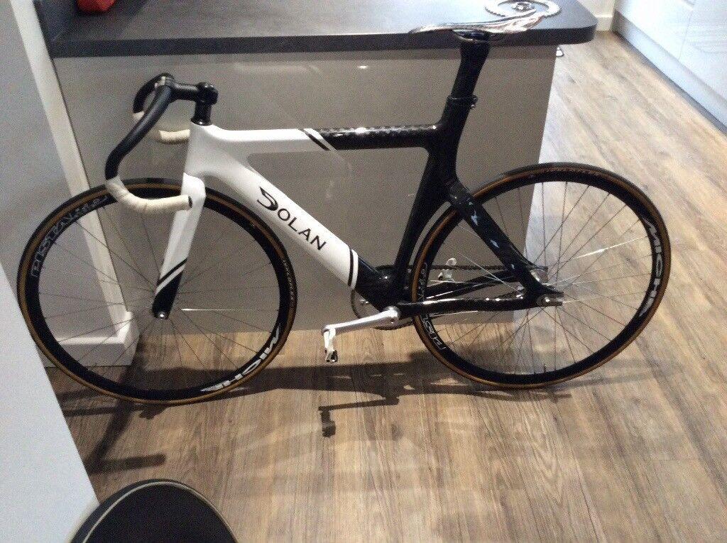 Dolan Carbon track bike