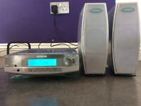 CD stereo system AIWA XR -X7