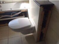 Toilet - Wall Hung
