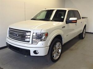 2014 Ford F-150 Limited, Nav, Leather, Roof