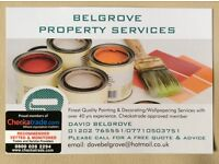 Quality Painting & Decorating Services Interior & Exterior Private & Commercial Free Quote & Advice