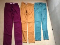 Chinos in excellent condition