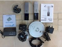 Digital cordless telephones x2- Idect & Call Blocker