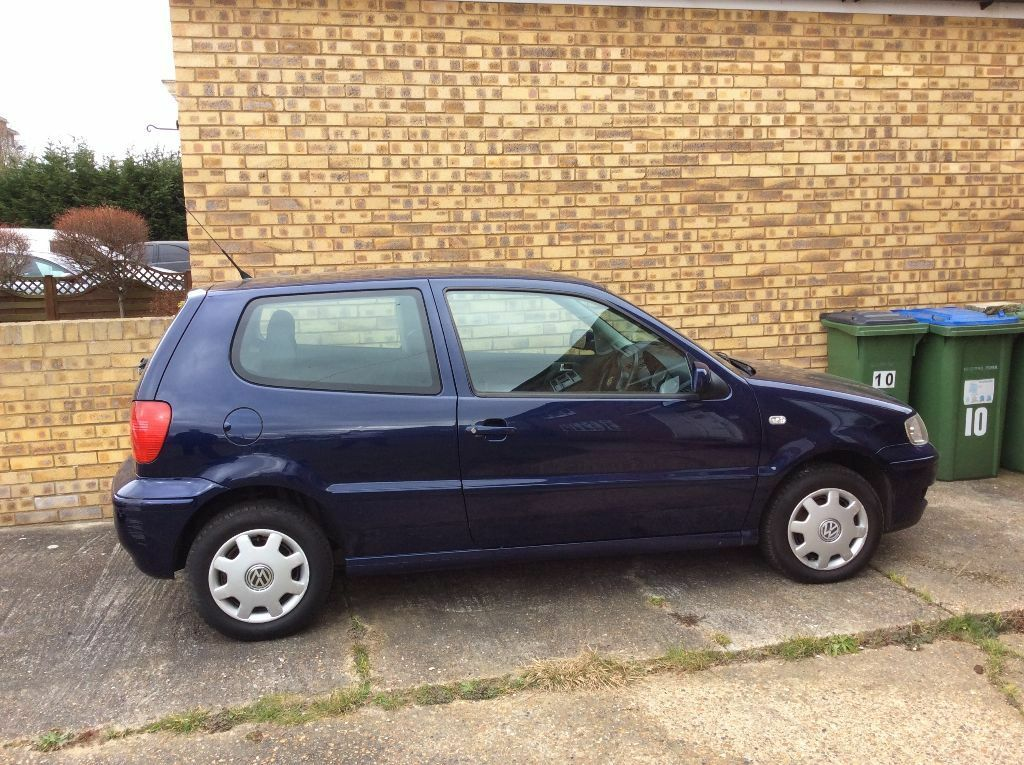 2001 volkswagen polo match 1 4 in bexley london gumtree. Black Bedroom Furniture Sets. Home Design Ideas