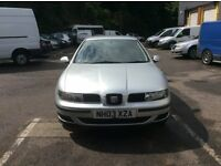 A CLEAN TIDY CAR WITH AIR CON, NEW CAMBELT, WATER PUMP GOOD TYRES FULL SERVICE MOT MAY 2018