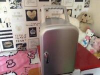 Mini can fridge