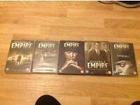 Boardwalk empire box set (series 1 - 5)