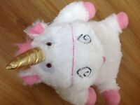 Despicable Me Fluffy Unicorn Children's Backpack 42 cm