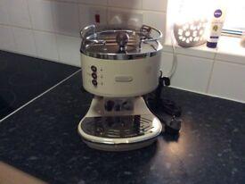 De'Longhi ECOV310BG Vintage Espresso Coffee Machine