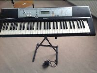 Yamaha YPT -200 with a stand