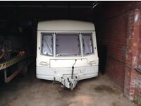 2 berth swift cornishe excellent little caravan