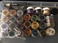 Perfect Pearls, Embossing Powders and pastes