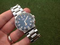 Oris Aquis men's automatic divers watch