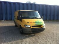 VERY NEAT LEFT HAND DRIVE FORD TRANSIT VAN,DRIVES PERFECTLY,GOOD LOAD SPACE AND EXPORT PAPERS SORTED