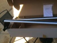 2017 Audi A6 saloon roof bars. Boxed £90.