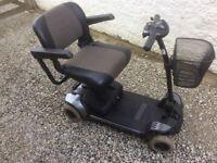 GOGO ELITE TRAVELLER 4 Wheel Mobility Scooter, can deliver