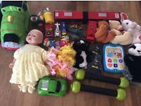 Bundle Of Small Children's Toys