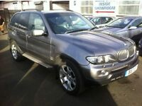 \\ JUST ARRIVED // 04 BMW X5 3.0 DIESEL SPORT, FSH, 151000 MILES,