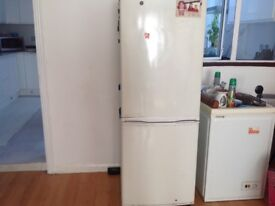 Fridge for sale in working order. Please call for further details