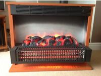 Dimplex 316CHE Electric Radiant bar fire - Collection only