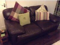 2 x sofas.