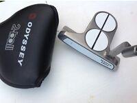 ODYSSEY 2-ball Blade putter 33inch RH - 2 Thumb grip