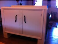 Vintage Shabby Country Dresser Sideboard
