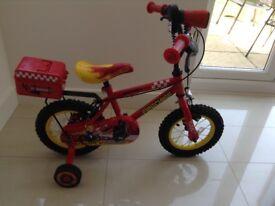 12inch fireman bike