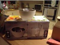 Unused Kenwood Chef Citrus Juicer & Food Processor attachments