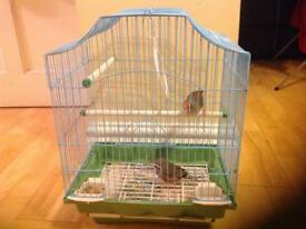 2 BIRDS WITH A CAGE !