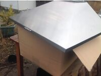 Stainless Cooker Hood ventilation fan