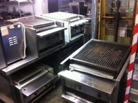 CATERING COMMERCIAL ARCHWAY CHARCOAL GRILL CUISINE TAKE AWAY FAST FOOD CUISINE COMMERCIAL KITCHEN
