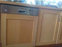 Bosch dishwasher. Very good condition