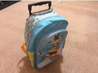 Kids Travel Rolling Luggage Case Despicable Me
