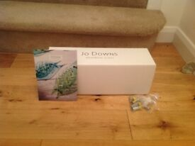 Jo Downs Drift Glass Leaves Collection