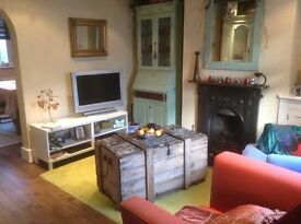Double room & Cottage share