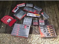 Snap on tools new and unused. Ring for prices. But please no silly offers