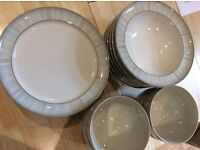 Denby Plates and Bowls