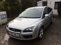 2007 Ford Focus 1.6 climate