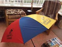 Golfing Umbrella Large