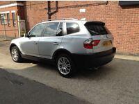 BMW X3 2litre SE