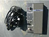 Fulltone Deja Vibe 2 Pedal & Power Supply