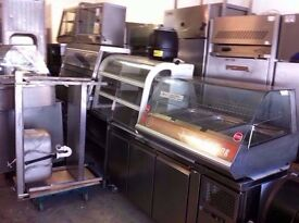 COMMERCIAL DISPLAY CABINET SHOP KITCHEN CATERING CANTEEN RESTAURANT BAKERY PATISSERIE CAFETERIA
