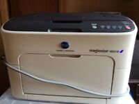 Laser Printer (A4 colour) with BRAND NEW toner cartridge