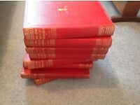 New book of knowledge encyclopaedia 8 volumes